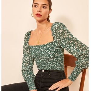 NEW IN!! Reformation Pinto Top - Vancouver